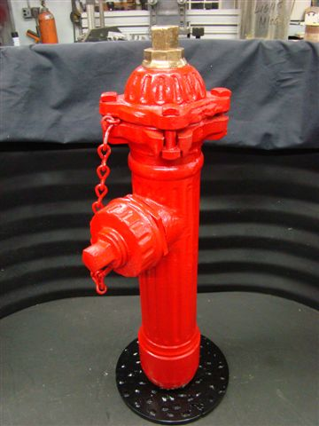 Eclipse 2 Small Fire Hydrant With Steel Removable Floor