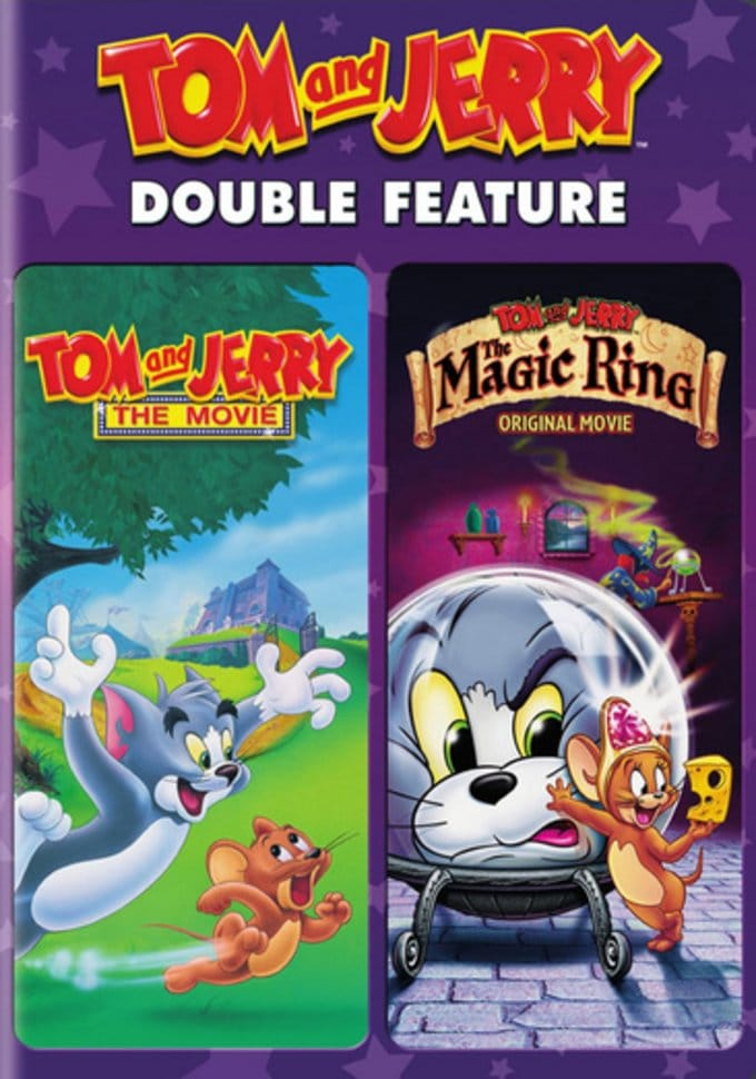 Big Picture Tom And Jerry Magic Ring