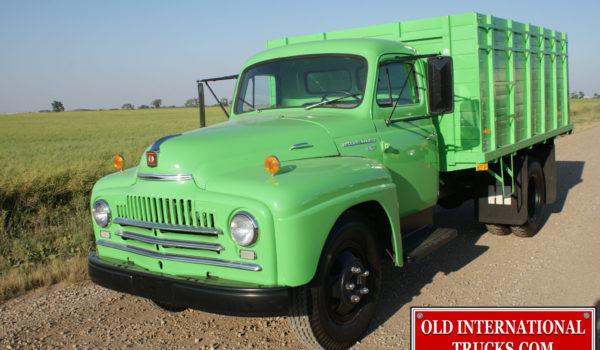 1939 International Pickup Truck