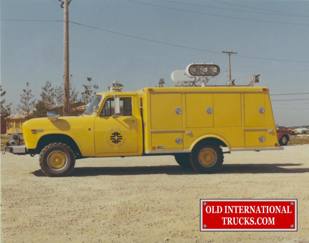 1968 International Crew Cab Pick