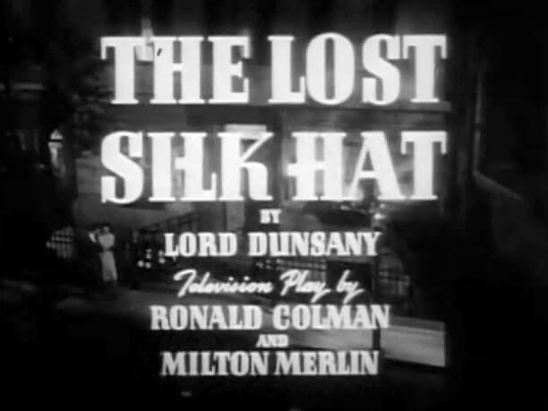 Four Star Playhouse 003 – The Lost Silk Hat