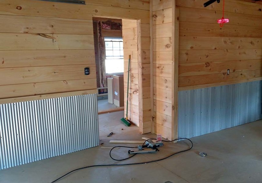 How To Install Shiplap Walls In Your Home   Our Top Tips and Hints