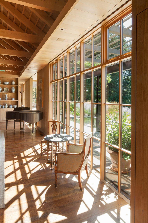 Olson Kundig Country Garden House