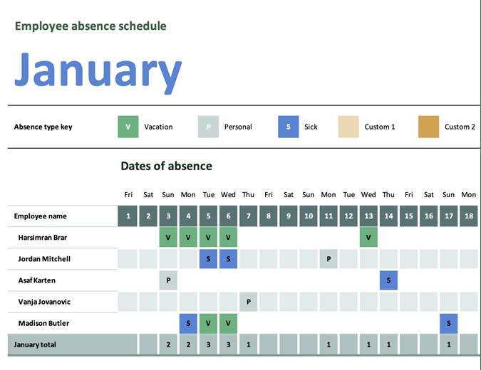 Blank Fillable Calendar Template Word