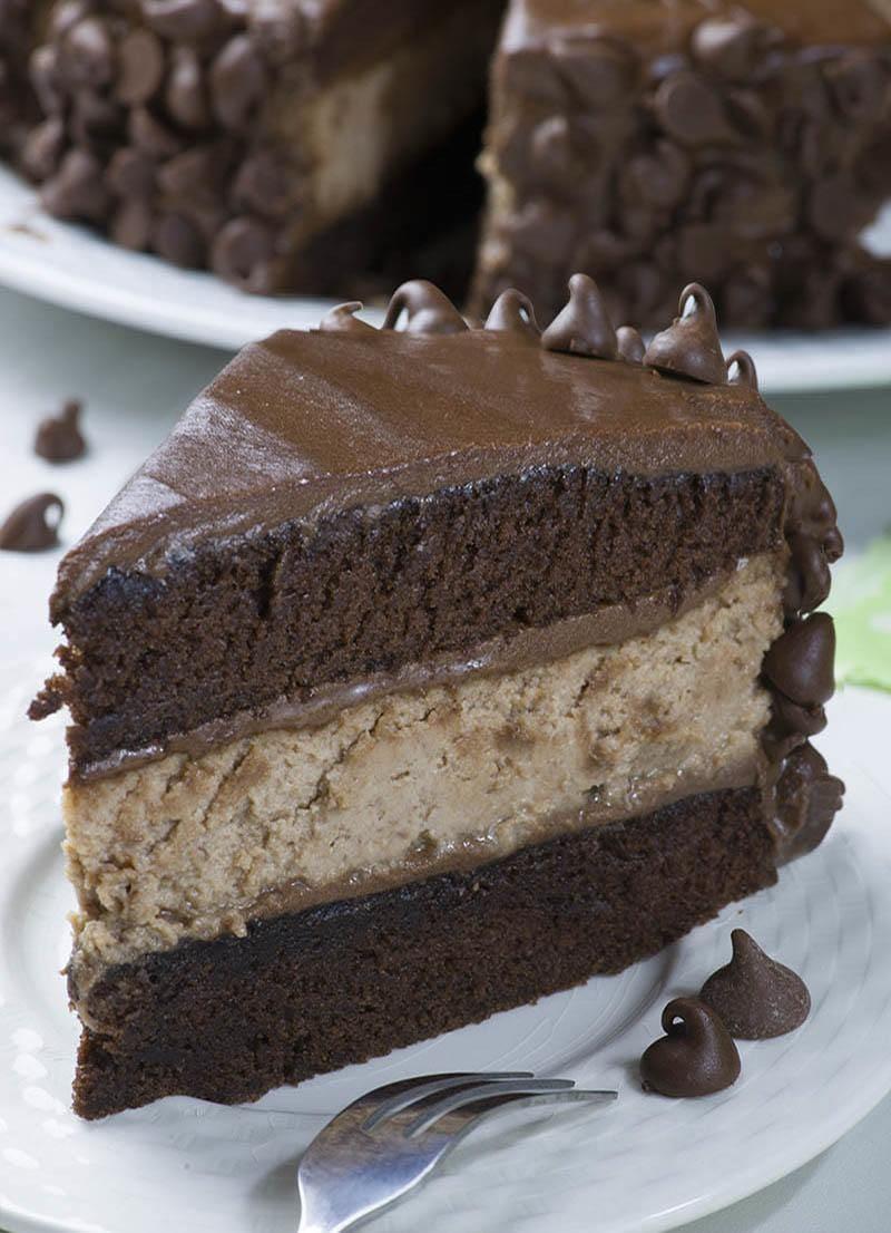 Triple Chocolate Gateau Recipe