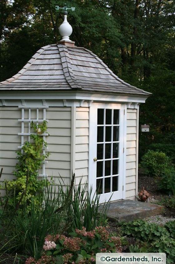 Storage Backyard Ideas