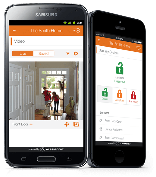 Monitored Home Security Systems Reviews