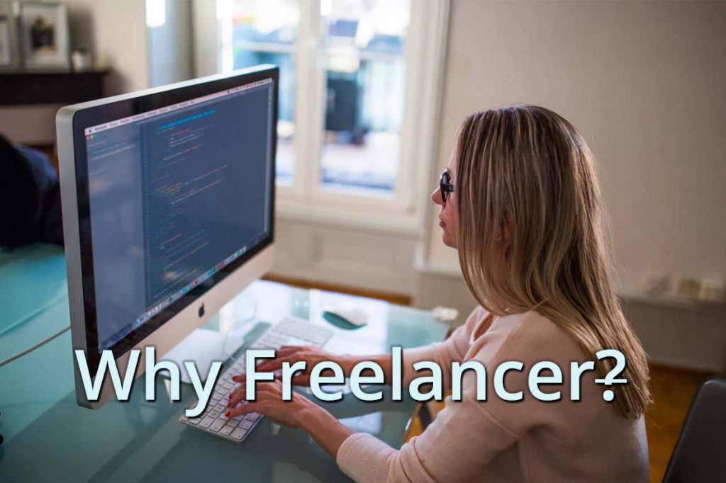 why freelancer
