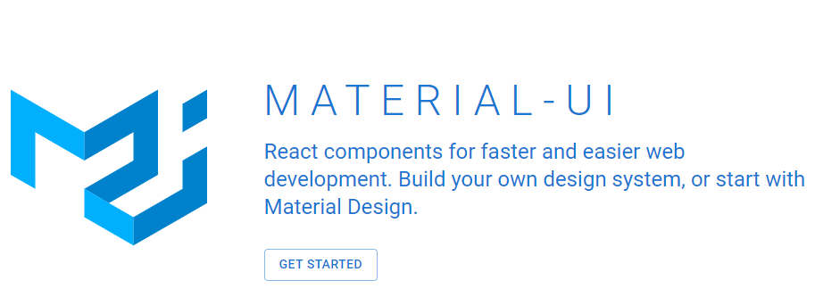 Material UI - React UI Component Libraries