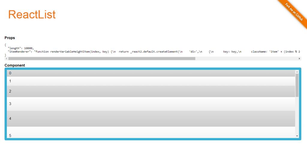 10+ Infinite Scroll For React - OnAirCode