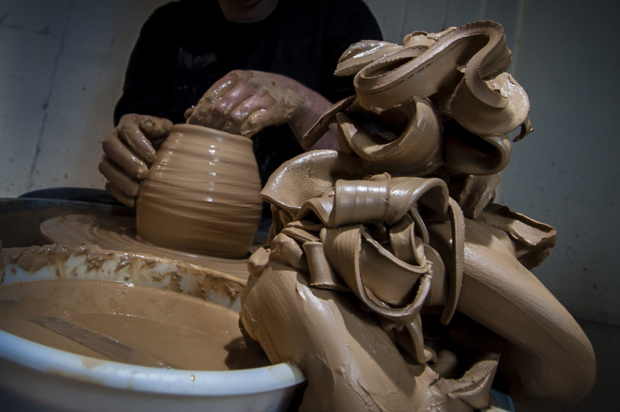 The Clay Will Tell You How You Are The On Being Project