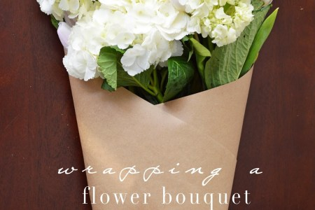 Flower bouquet wrapping flower images 2018 flower images online flowers creative ways to wrap your wedding bouquet for a rustic homespun finish consider wrapping your bouquet in brown paper it will contrast mightylinksfo