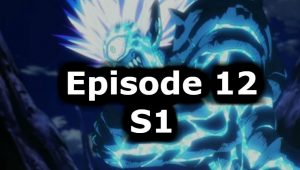 One Punch Man Season 1 Episode 12 English Dubbed Watch Online