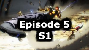 One Punch Man Season 1 Episode 5 English Dubbed Watch Online