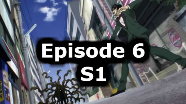One Punch Man Season 1 Episode 6 English Dubbed Watch Online