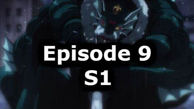 One Punch Man Season 1 Episode 9 English Dubbed Watch Online
