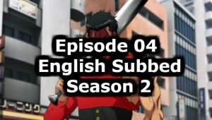 One Punch Man Season 2 Episode 4 English Subbed Watch Online