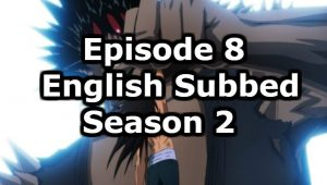 One Punch Man Season 2 Episode 8 English Subbed Watch Online