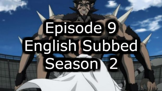One Punch Man Season 2 Episode 9 English Subbed Watch Online
