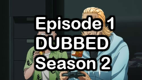 One Punch Man Season 2 Episode 1 English Dubbed Watch Online