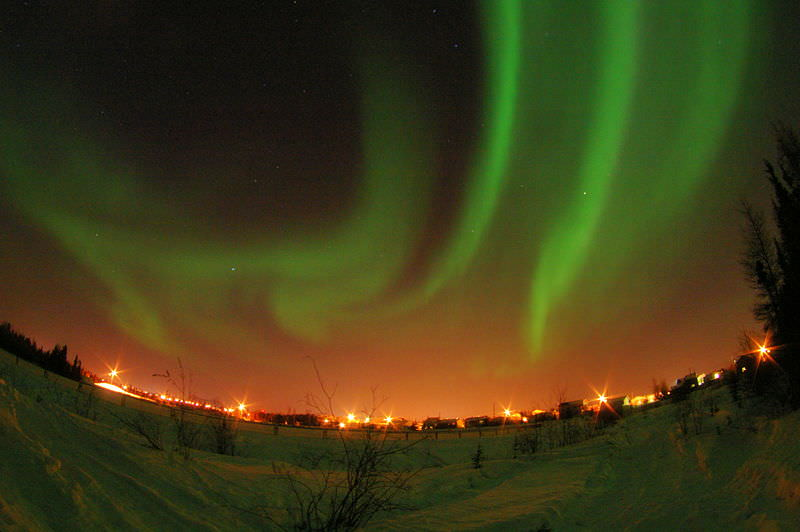 Can You See Northern Lights Scotland