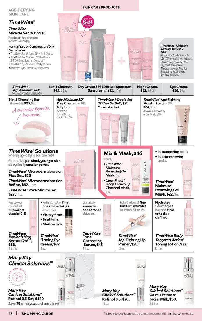 Products Care Skin Radiance