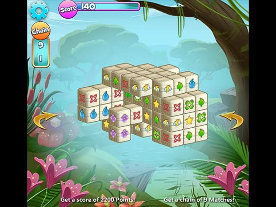 Play Mahjongg Dimensions Unblocked Free Online Game Mahjongg Dimensions Unblocked screenshot 3