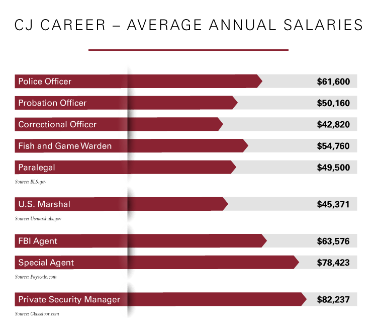 Private Security Salaries