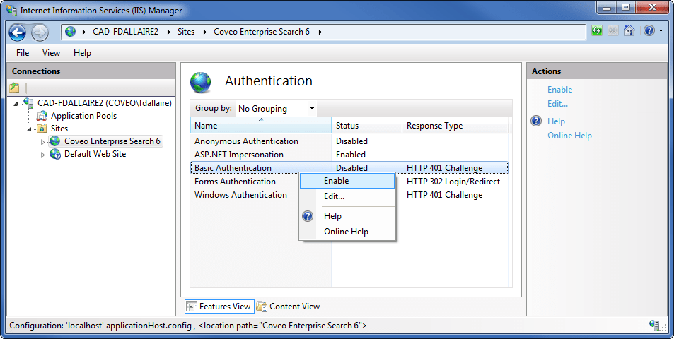 Manager Iis Internet Services Information