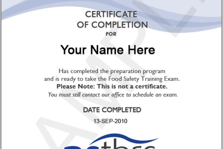 free online safety courses with certificate of completion » Free ...