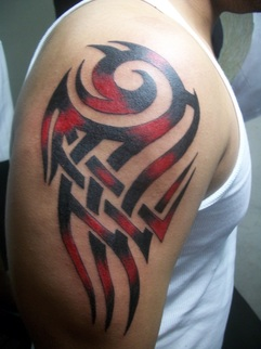 19 Unique Colorful Tribal Tattoos Only Tribal