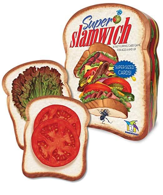 Super slamwich card game