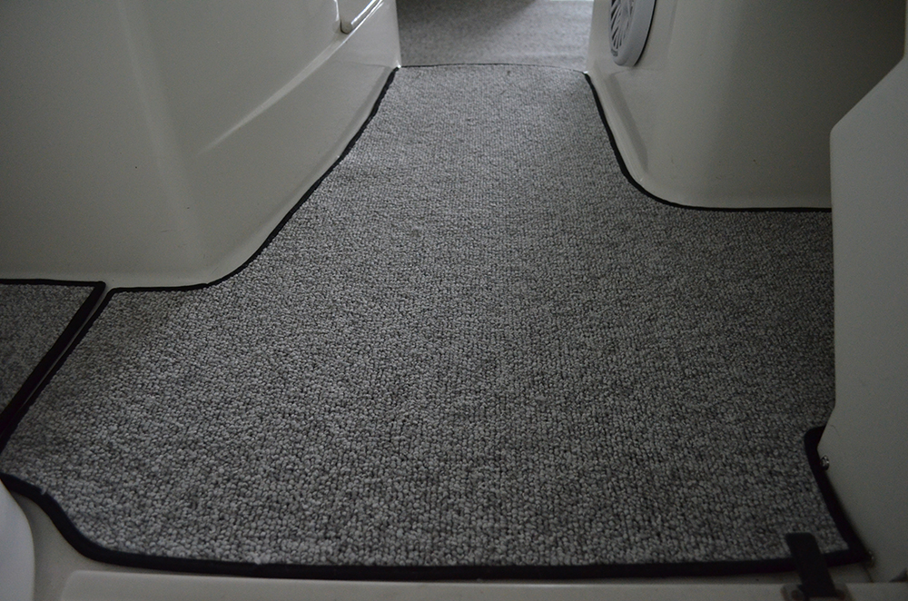 Marine Carpet Baots