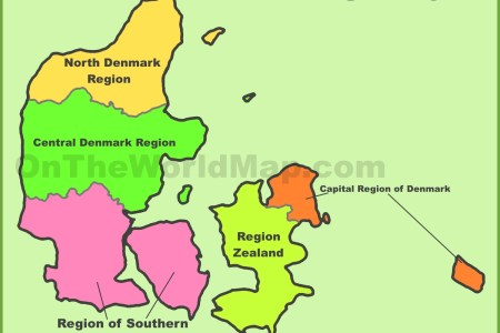 topographical map of denmark » Another Maps [Get Maps on HD] | Full ...