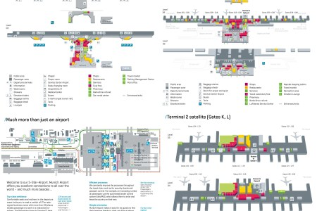 Munich airport map train station path decorations pictures full the city centre run at munich d airport to central train station youtube diagrams conference map showing the postion of herrsching south west of munich ccuart Image collections