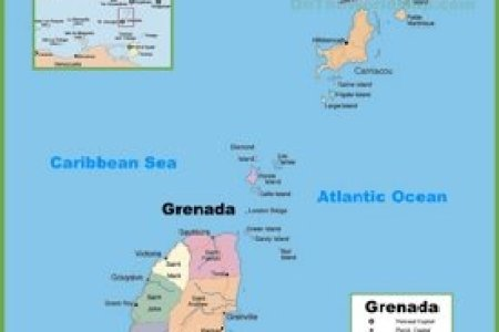 large detailed of grenada map » Another Maps [Get Maps on HD] | Full ...
