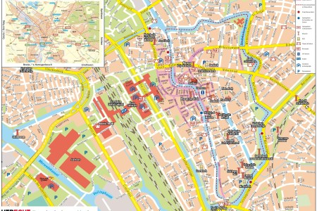 delft tourist map » Full HD MAPS Locations - Another World ...