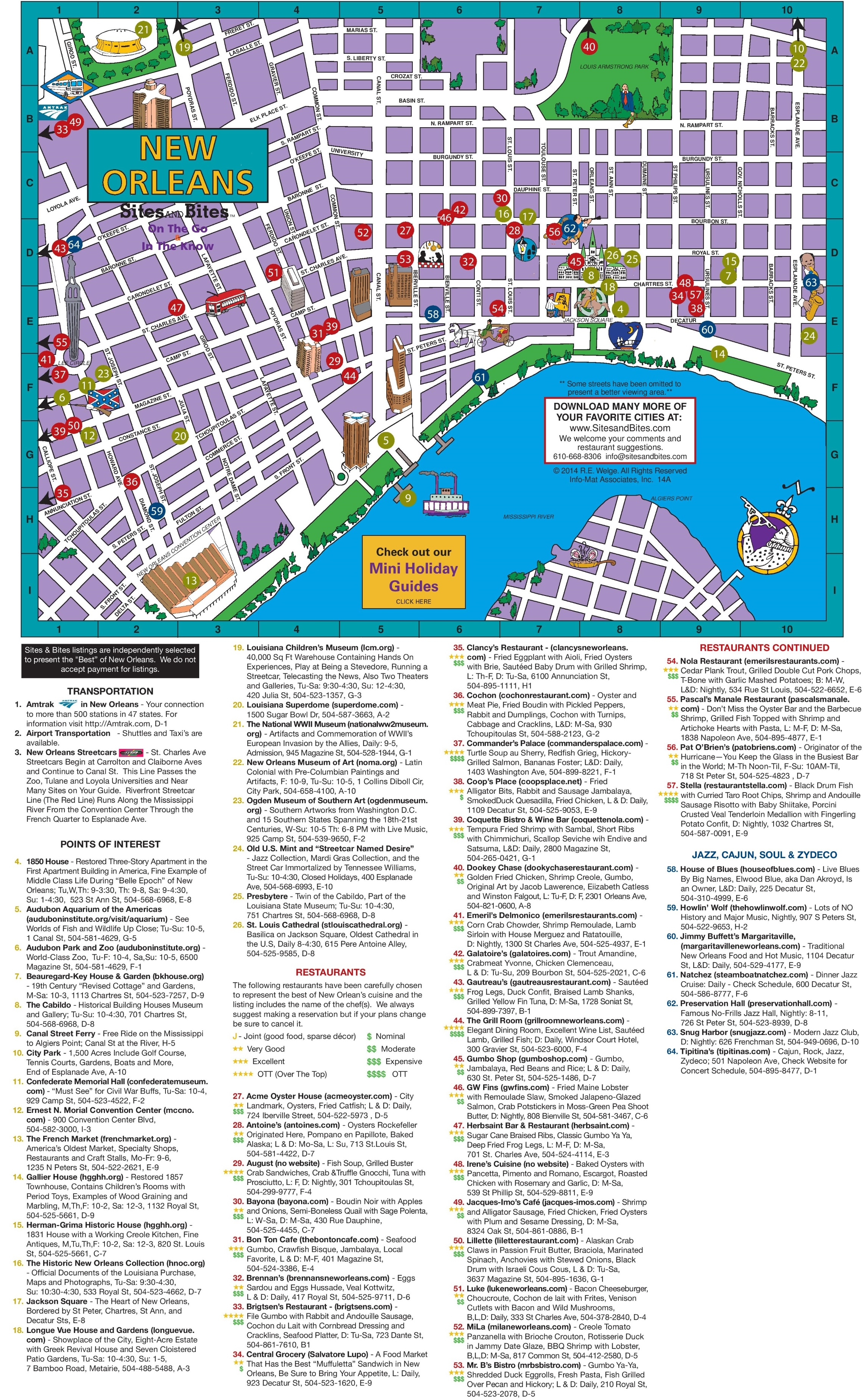 ... Gallery New Orleans Tourist Map Edi Maps Full HD Maps Walking Tour Map  Creative Stupefying Garden District New Orleans Walking Tour Map Creative  Ideas ...