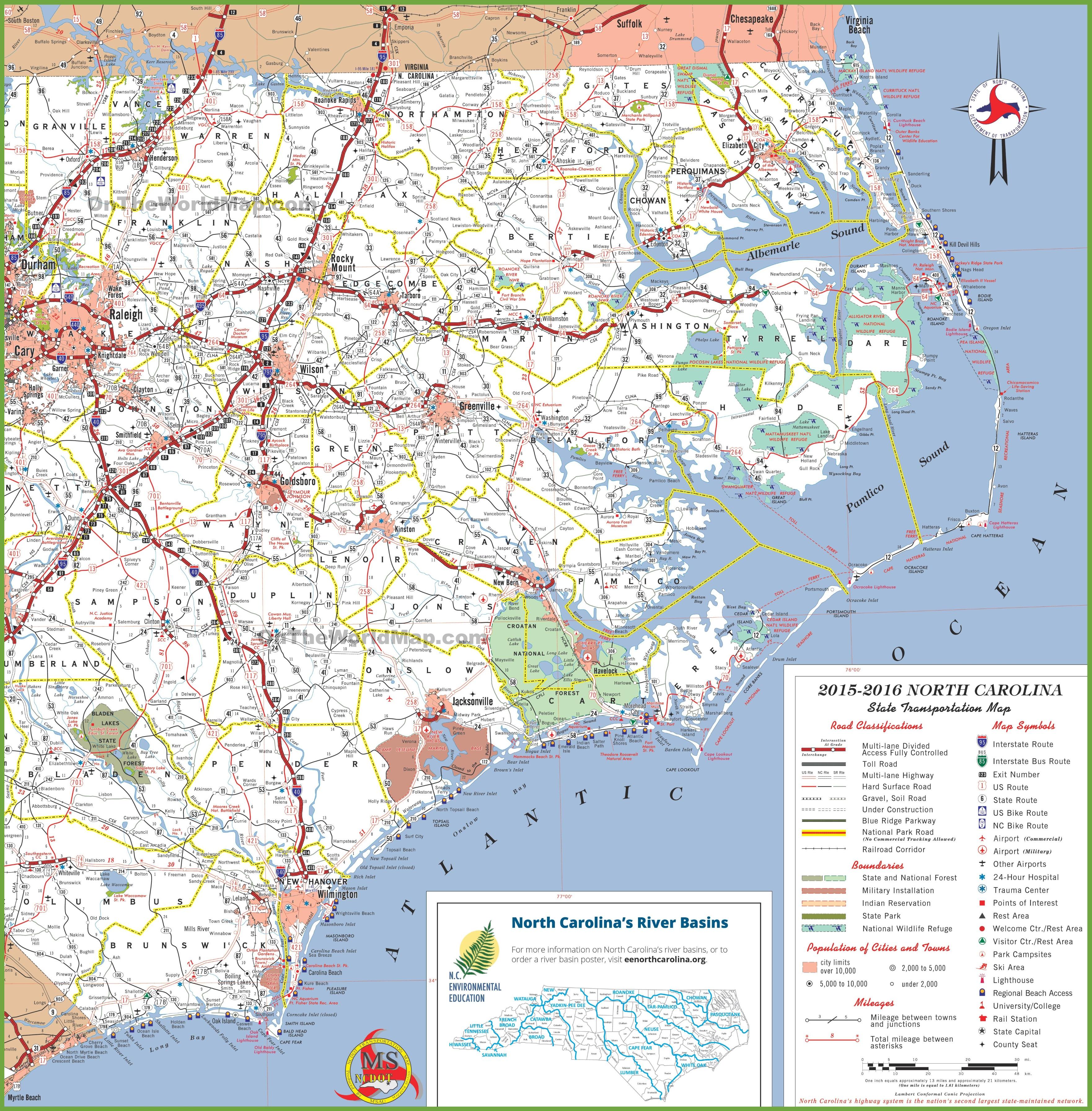 Texas City Map Usa