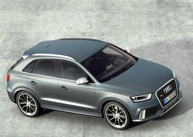 2014 nowy AUDI RS Q3 SUV