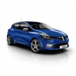 2014 Blue RENAULT CLIO GT 120 EDC Hatchback &SW  ESTATE
