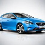 VOLVO V40 R Design Blue
