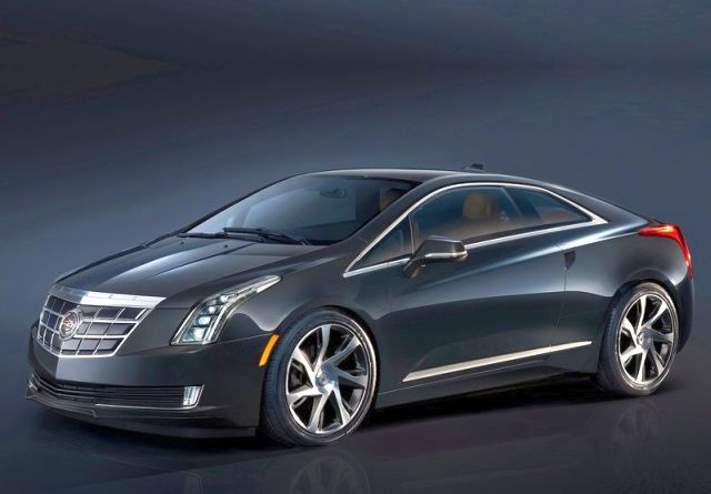 2015 New CADILLAC ELR Coupe