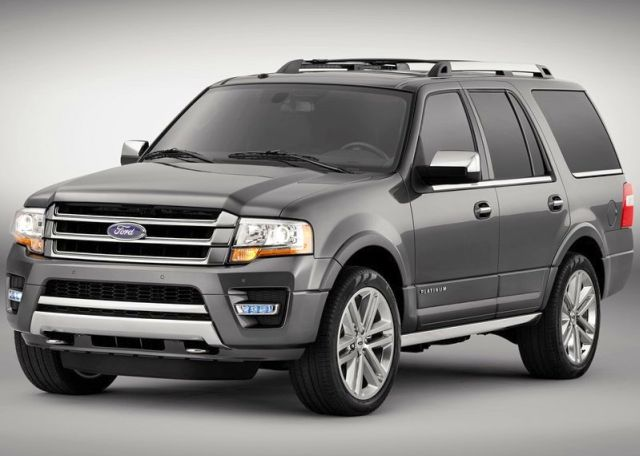 2015 FORD EXPEDITION -SUV
