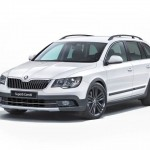 2015 SKODA SUPERB Combi OUTDOOR