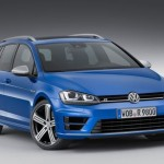 2015 VW GOLF R VARIANT