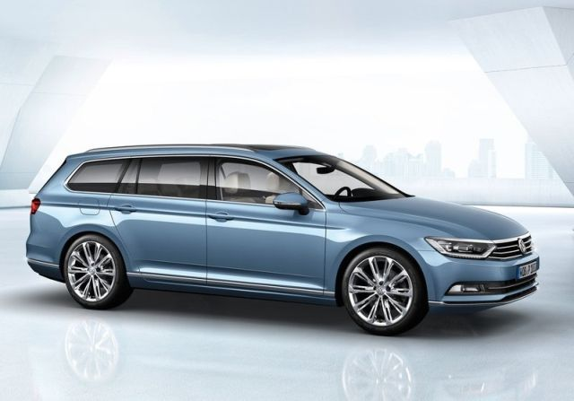2015 new VW PASSAT VARIANT