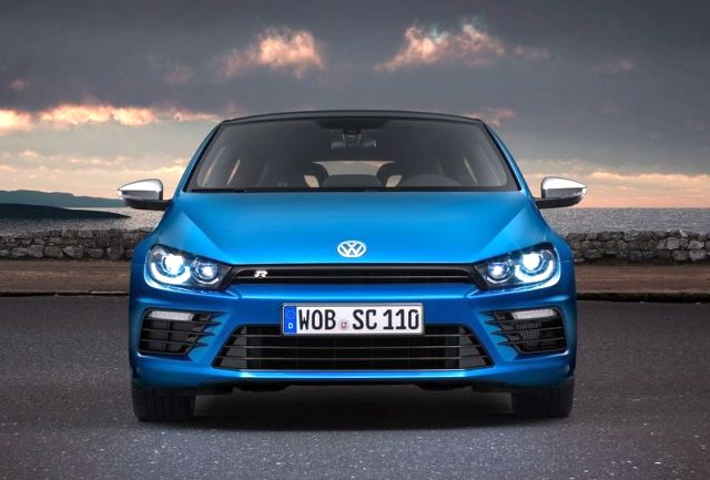 2015 New VW SCIROCCO R
