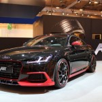 AUDI TT tuned by ABT (306 HP)