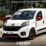 FIAT FIORINO ABARTH render by X-TOMI